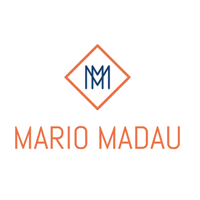 Mario Madau: New Logo / New Look