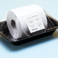 Jens Kristian Balle's Toilet Paper Image Wins PX3 Gold in Advertising Category
