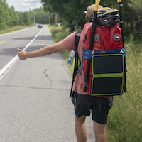 Source to Sea: Brendan Davis Paddles 315 Miles Down the Hudson River in Record Time