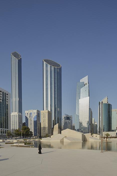 Martin Westlak photographs the city in Abu Dhabi for DestinAsian