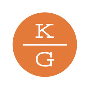 Design: A Warm, Inviting Wordmark for Kevin Garrett