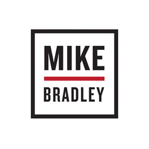 Design: An Updated Wordmark and Business Cards for Mike Bradley
