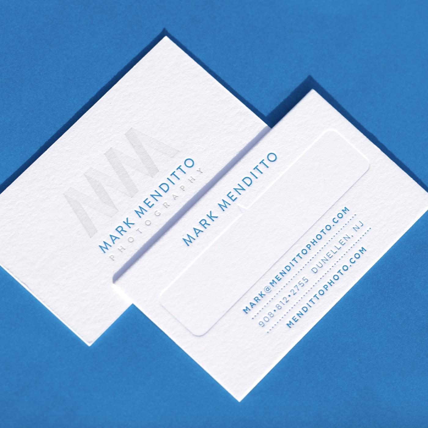 Design: A New Mark for Mark Menditto