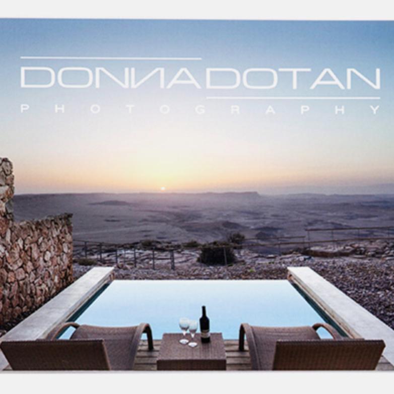 Design: Pristine Promotion for Donna Dotan