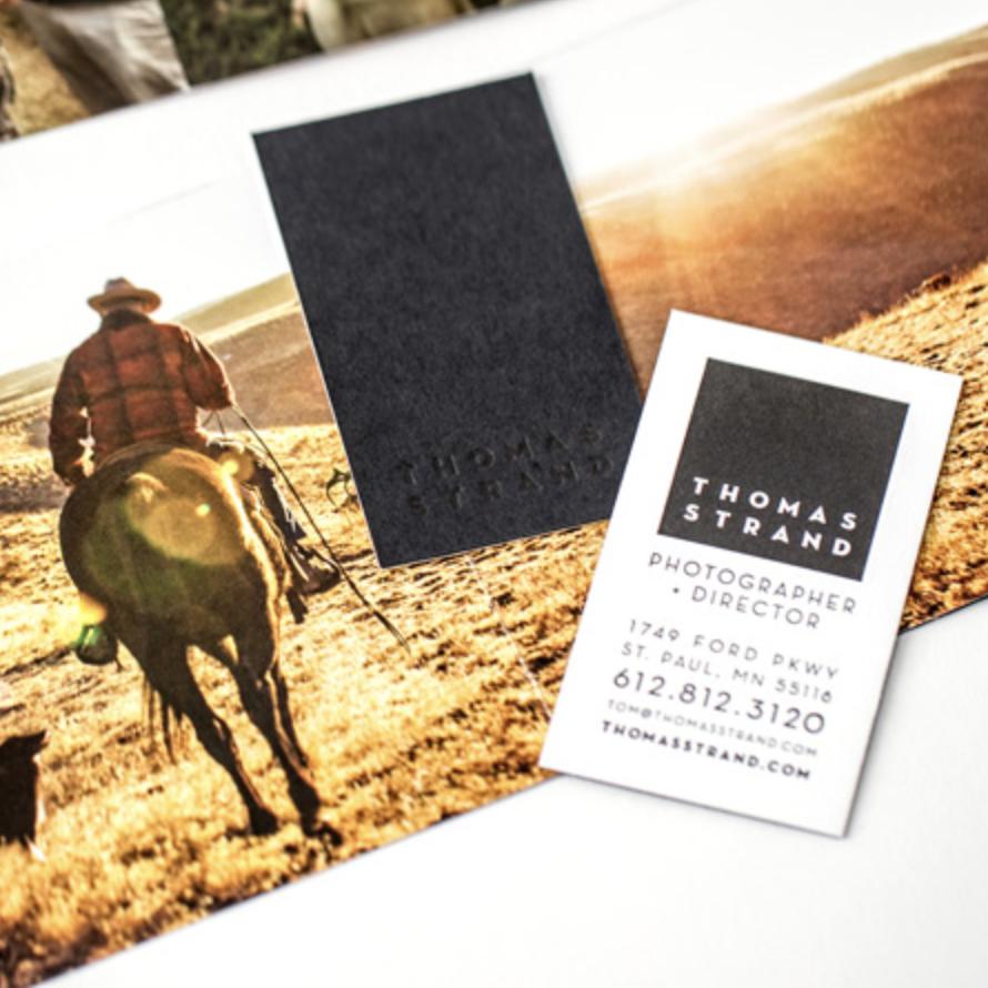 Design: Revisiting the Thomas Strand Brand