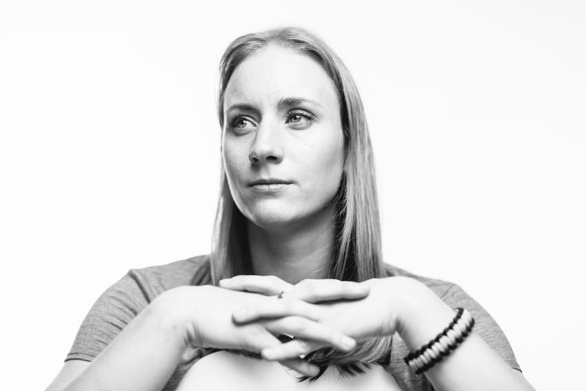 Sara Stahas photography, Wonderful Machine photographer, Milwaukee portrait photographers, Backpacker Magazine, Amber Kohnhorst, hiking accident photos, Genny Fullerton, Utah hiking portraits, survivor images