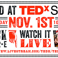 Emailer: Typographic Promotions for Tadd Myers