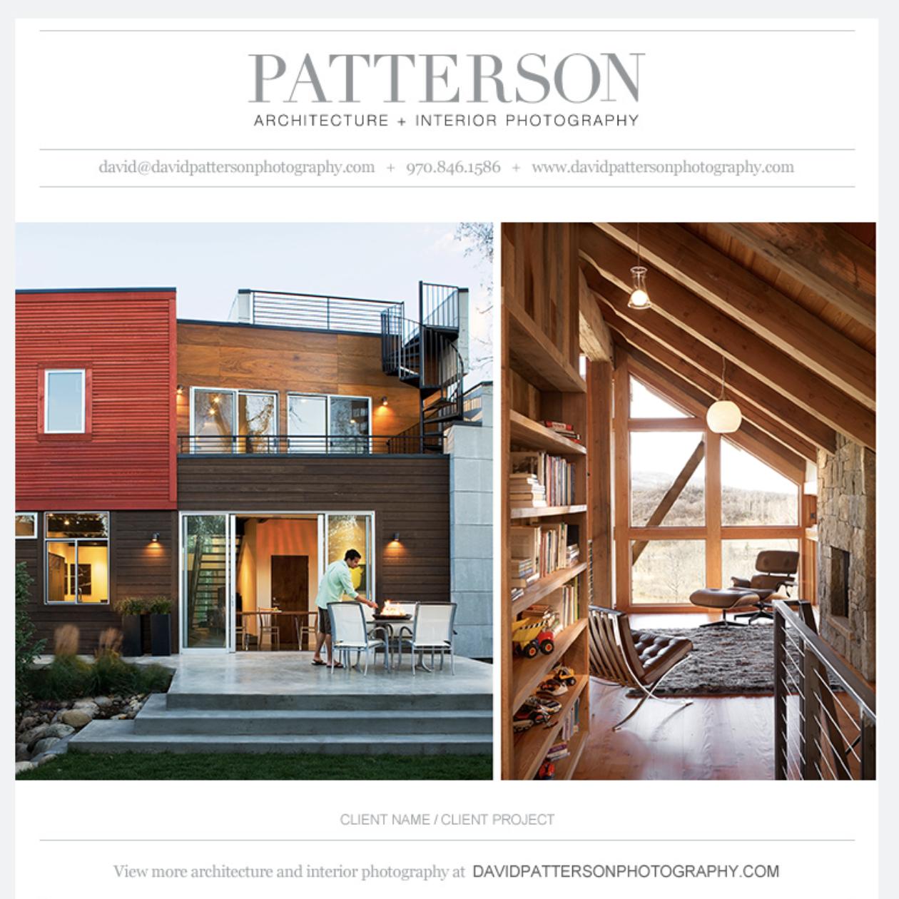 Design: Updating David Patterson