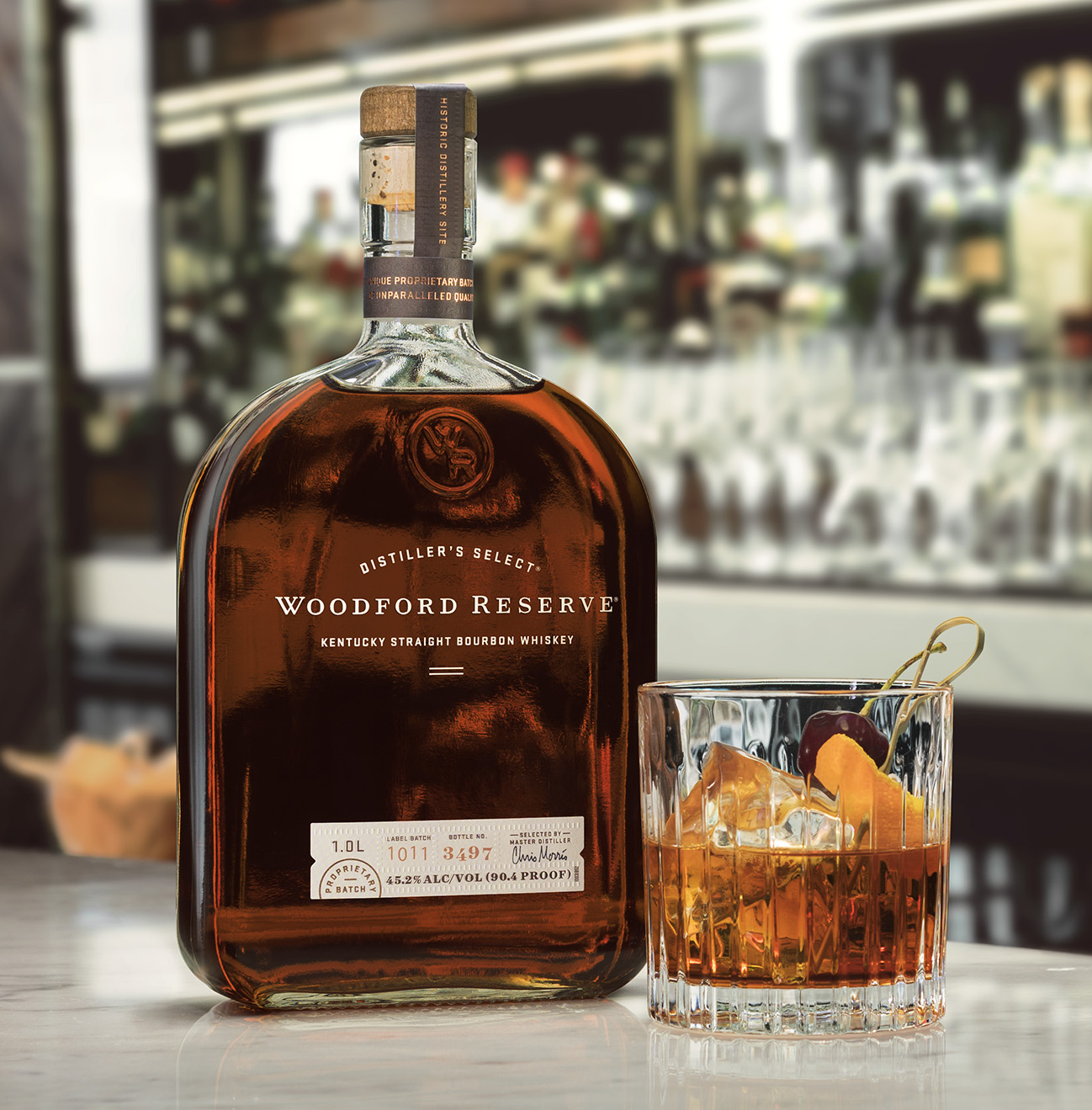 Shoot Production: Woodford Reserve