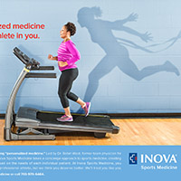 Shoot Production: Ad Campaign for Inova Sports Medicine