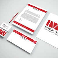 Design: A Contemporary Twist for Irwin Wong's new Brand Identity
