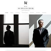 Branding Overhaul: A Fresh Start for Kat Schleicher