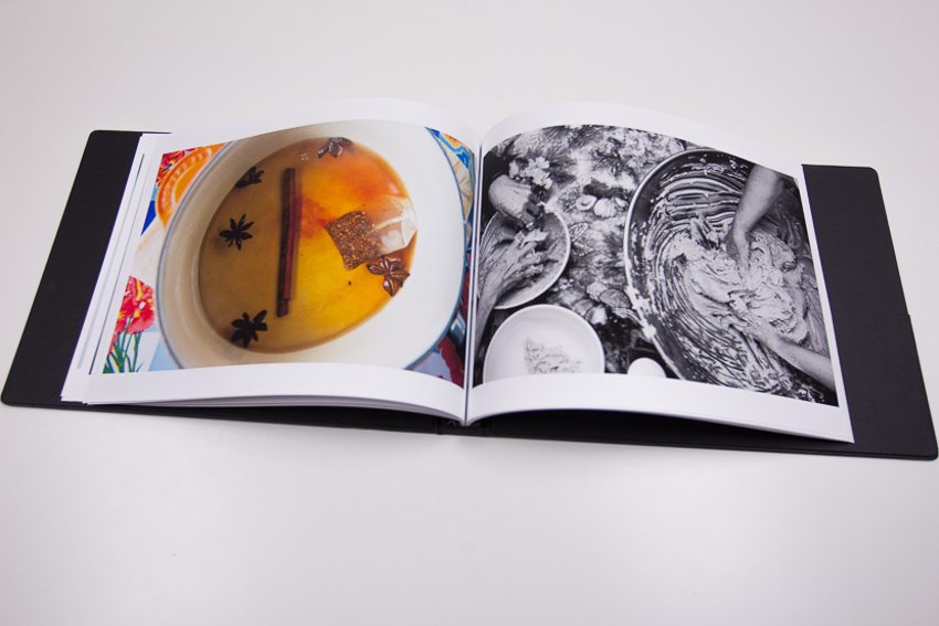 Food photos in Lauren V. Allen's portfolio edited by Molly Glynn