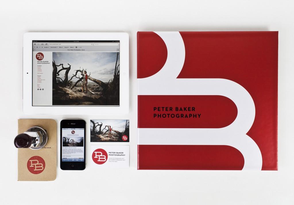Peter Baker's website, portfolio, business cards, blog and more.