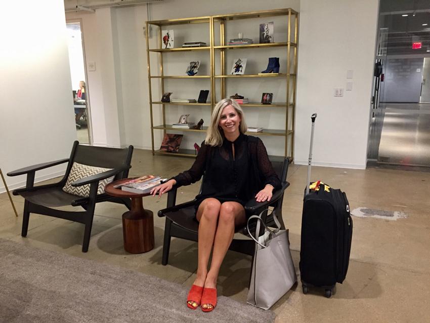 erika blatt, expert advice, wonderful machine, one-on-one portfolio events