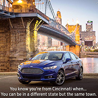 Shoot Production: Ford Fusion Facebook Campaign