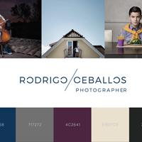 Brand Identity: A New Design For Rodrigo Ceballos