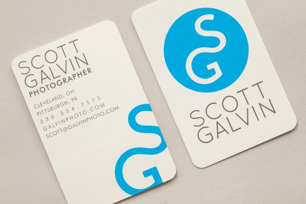 Design: Scott Galvin's Graphic Identity