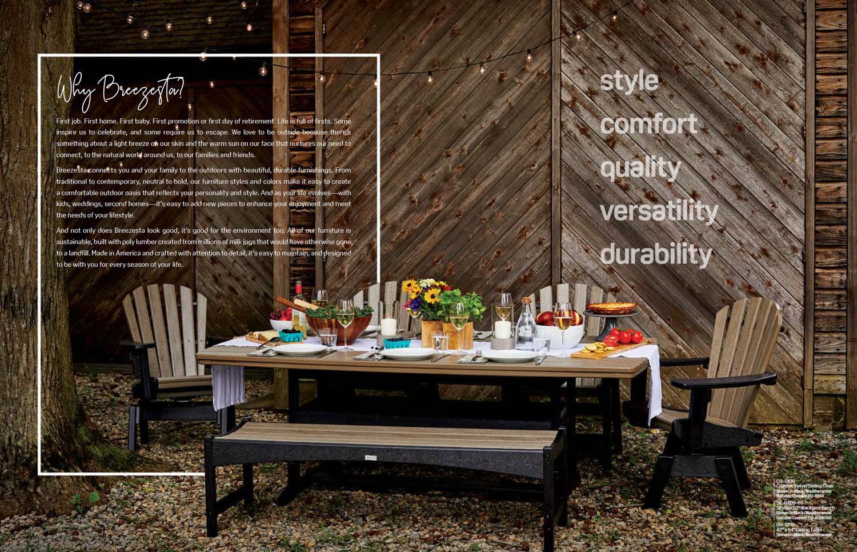 outdoor living Breezesta Natalie Chitwood