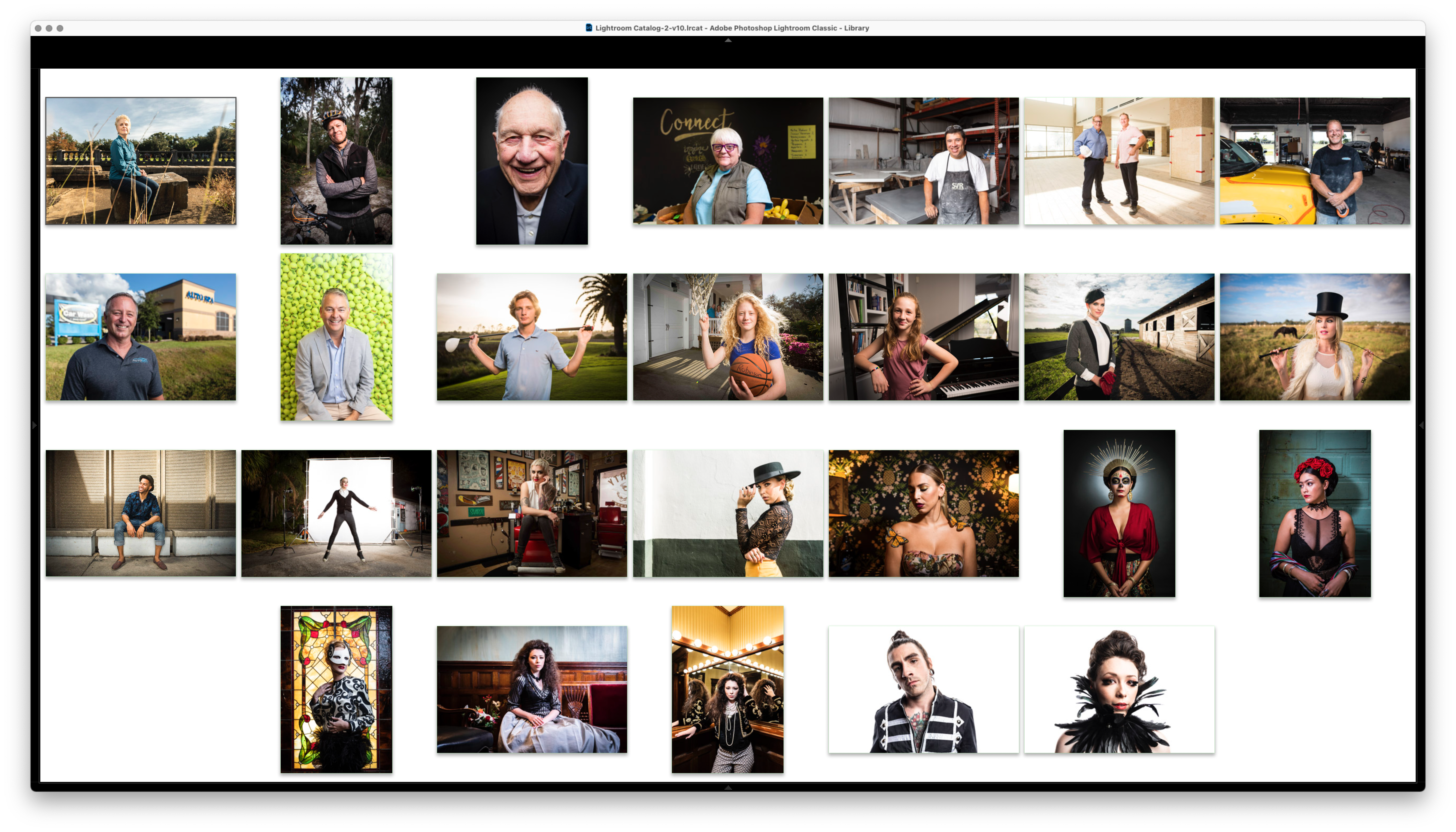 portraite gallery for ryan wendlers web edit