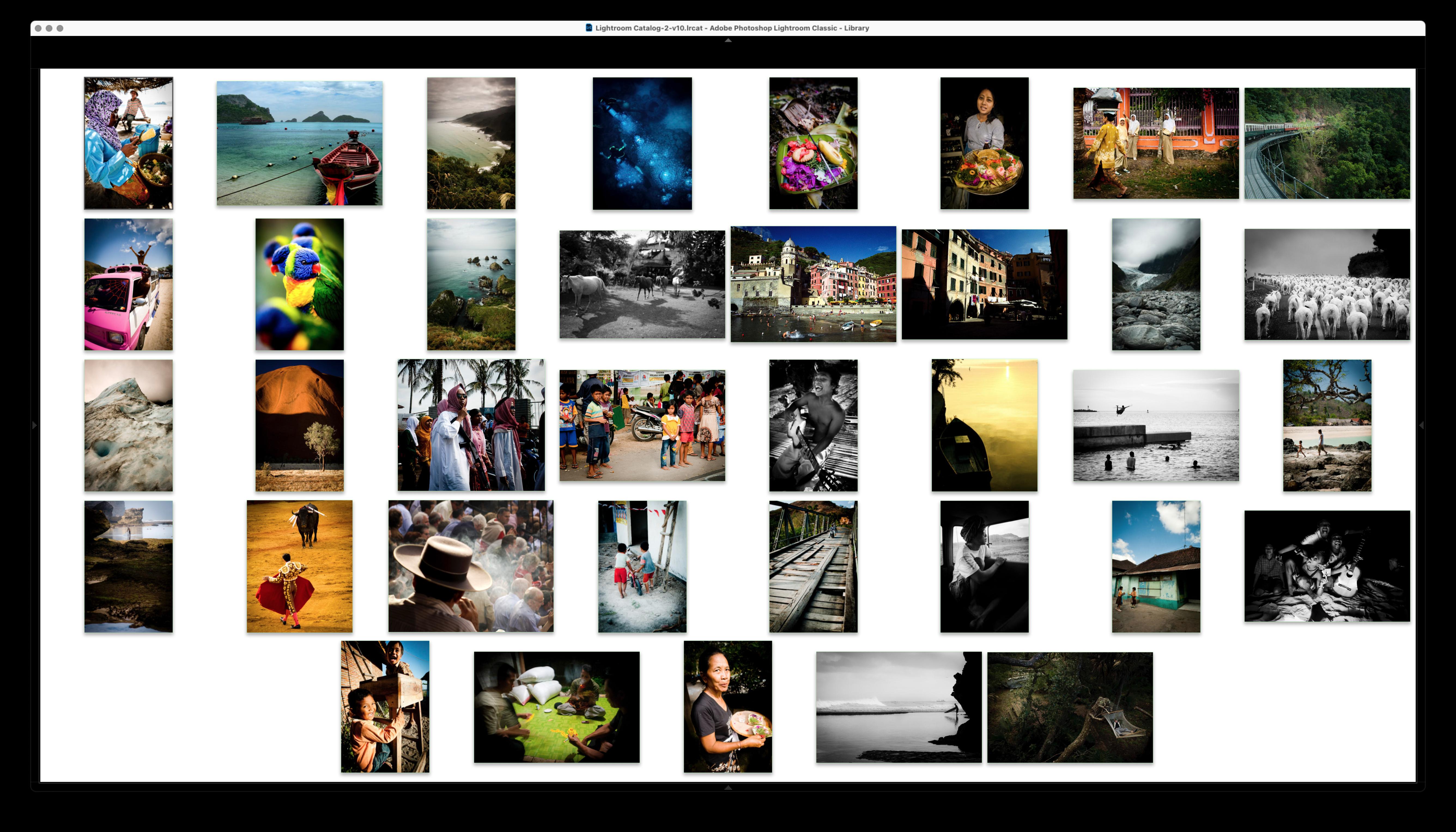 travel gallery for ryan wendlers web edit by andrew souders