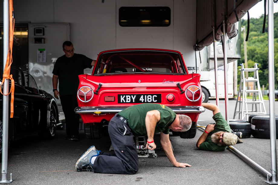 Creative in Place: Start Your Engines Photographer Adam Lerner