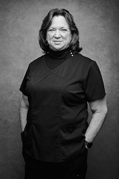 Nurse Teresea_Kresila photographed by Angelo Merendino.