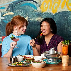 Bailey Garrot Savors New Flavors for Atlanta Magazine