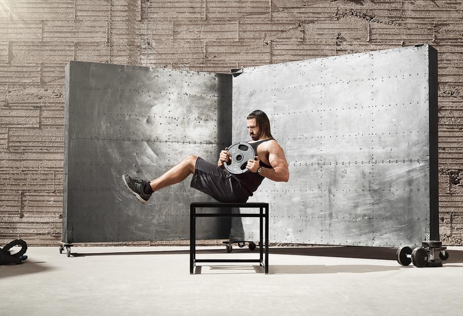 Creative in Place: Pumping Iron Photographer Blair Bunting
