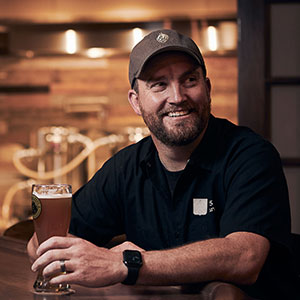 From Grain to Glass: CJ Foeckler's Images for Spike Brewing