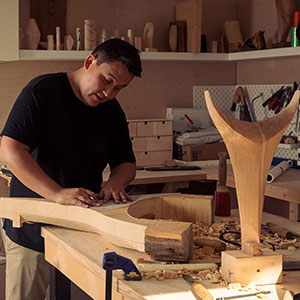 Unpublished: Christian Tisdale Tours the Minds of Makers