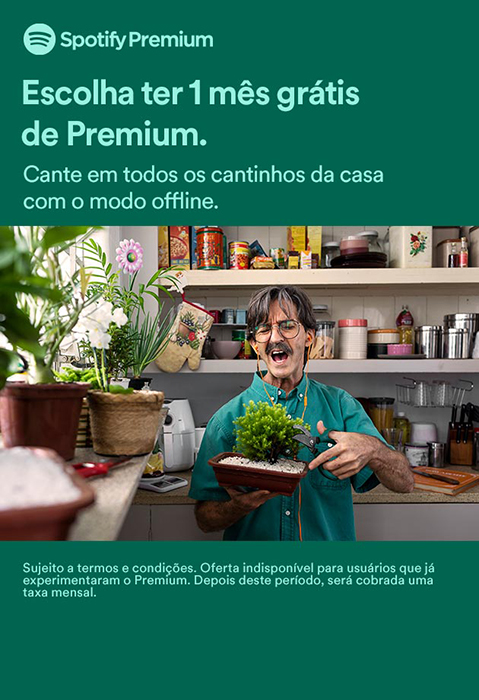 Spotify Premium ad for Spotify Brazil. Photographed by Claus Lehmann.