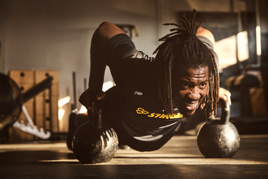 Creative in Place: Pumping Iron Photographer Dag Larson