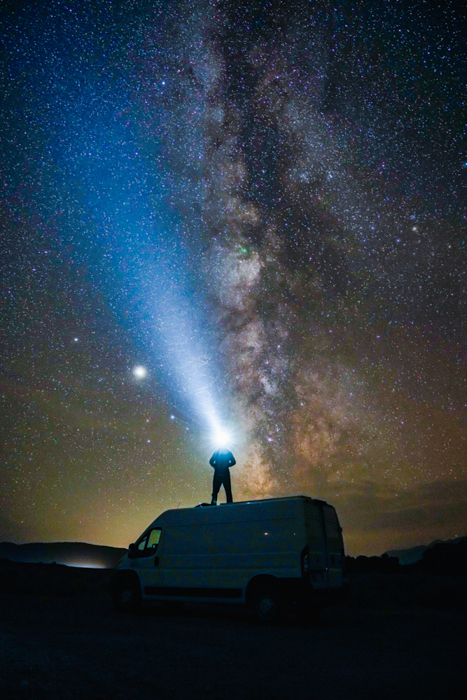 Creative in Place: Road Trip Photographer Dalton Johnson