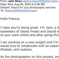 Expert Advice: Photographer Scams
