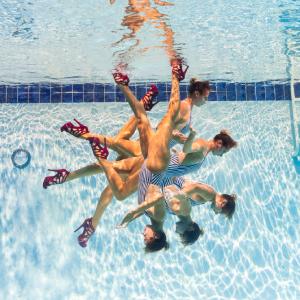 George Kamper Goes Underwater for Venice Magazine