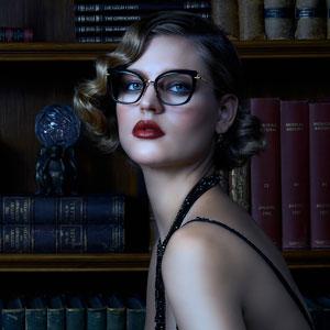 Dark and Dangerous: Greg Miles for Dita Eyewear