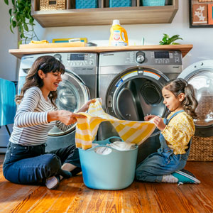 Inti St Clair Keeps Kids Clean for Arm & Hammer