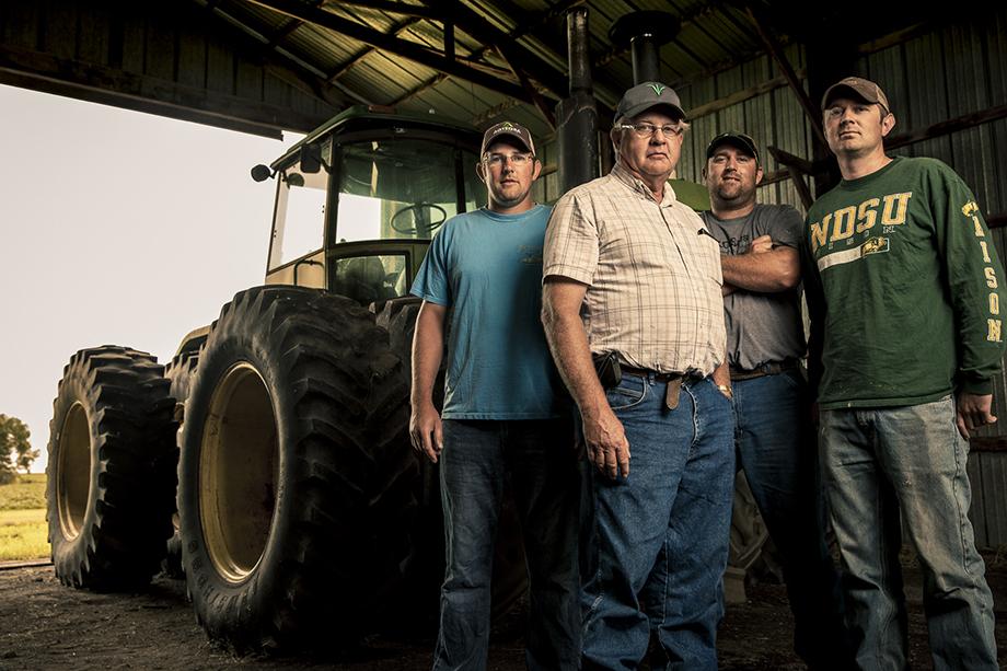 """The Boys"" as Jason Elias affectionately calls them. Photography by Jason Elias"