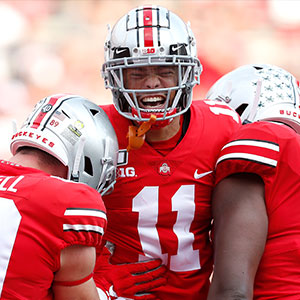 Scarlet and Gray: Kirk Irwin's Book on Ohio State Athletics