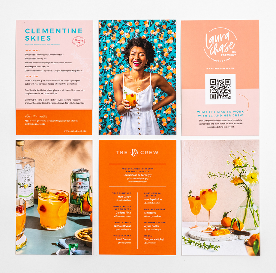 Postcards designed by Nicole Yang. Photographed by Laura Chase de Formigny.