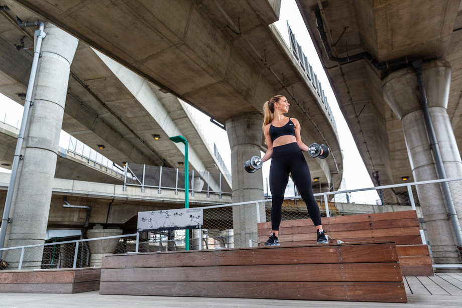 Creative in Place: Pumping Iron Photographer Lucie Wicker