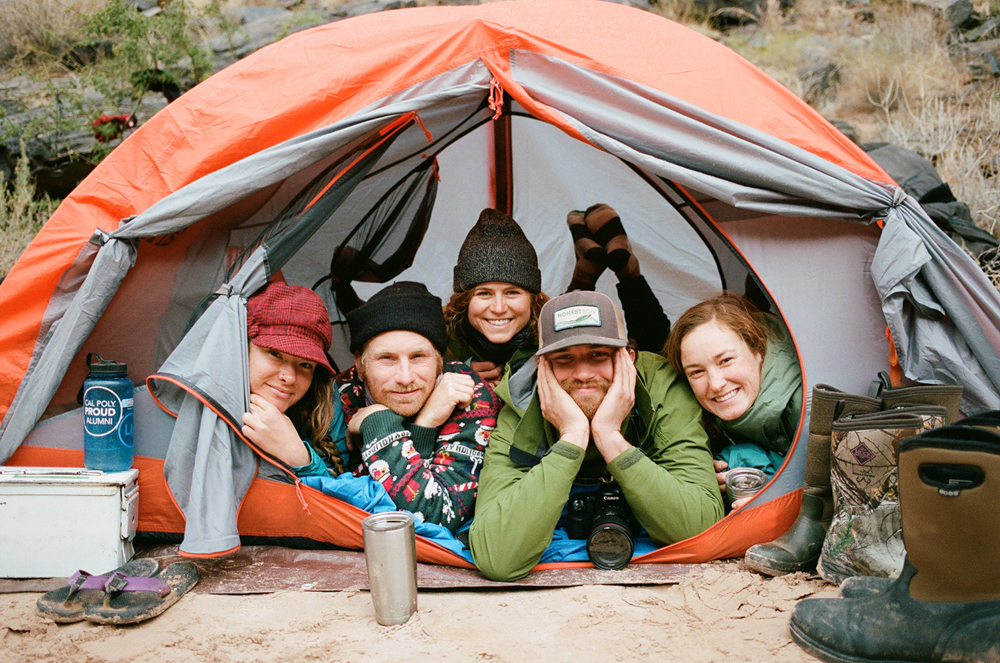 Creative in Place: Happy Campers Mikaela Hamilton