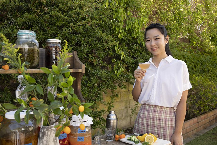 Han Suk Cho photographed by Natasha Lee, Plate Magazine, cocktail, Han Suk, food photography, food magazine photography, magazine food photography, editorial food photography, non-alcoholic drinks, craft drinks