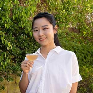 Zero Proof: Natasha Lee Tries Han Suk Cho's N/A Cocktails for Plate Magazine