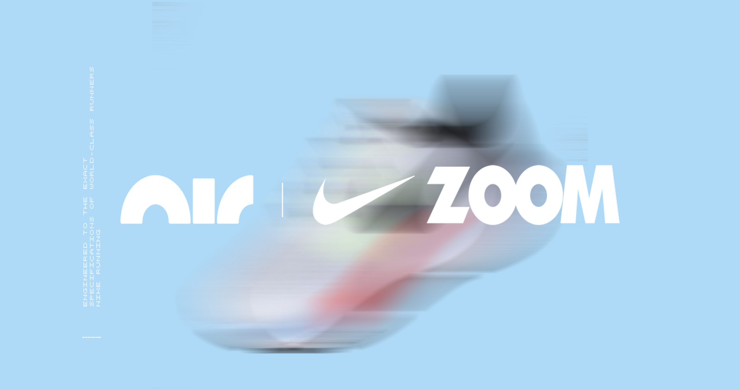Aldo Chacun's image for Nike Air Zoom Ad