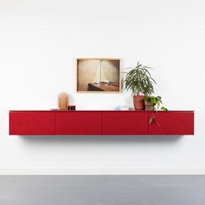 Peter Tarasiuk Maintains Minimalist Design Aesthetics for Ensemble Furniture