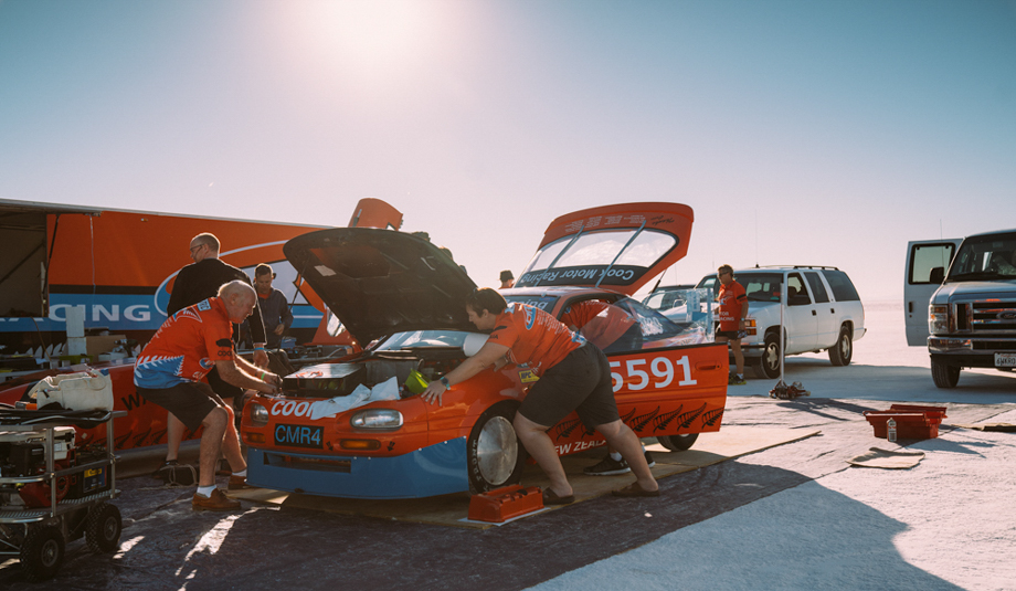 Creative in Place: Start Your Engines Photographer Andrew Trahan