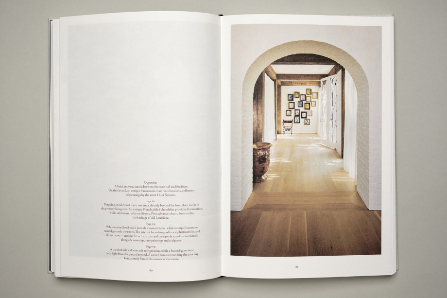 Two page spread from Barrett Austin's book Of Common Origin shot by Rob Culpepper