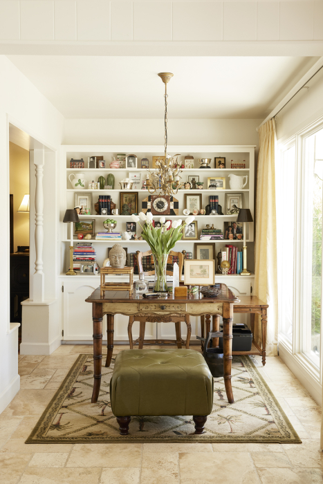 Robert and Andy's home shot by Steve Craft for Phoenix Home and Garden Magazine